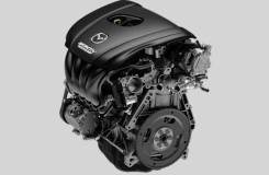 Двигатель в сборе. Mazda: Atenza, Premacy, Familia, Mazda3, Mazda6, Demio, Capella, Bongo, Tribute, Axela, CX-7 Двигатели: L3VDT, L3VE, L5VE, LFDE, LF...