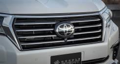 Решетка радиатора. Toyota Land Cruiser Prado, GDJ150, GDJ150L, GDJ150W, GDJ151W, GRJ150, GRJ150L, GRJ150W, KDJ150, KDJ150L, LJ150, TRJ150, TRJ150L, TR...