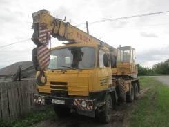 Tatra T815. Продам автокран Tatra-815 AD - 20, 21,00м.