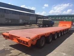ADR Trailers. Трал грузоподъемностью 89 тонн, 8 осей., 89 000кг.