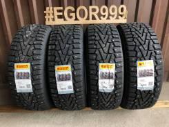 Pirelli Ice Zero. Зимние, шипованные, 2019 год, без износа, 4 шт