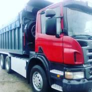 Scania P380. Продается самосвал Scania p380, 12 000куб. см., 25 000кг., 6x4