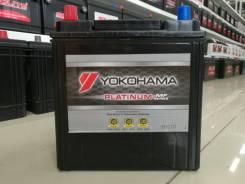 Yokohama Batteries. 40А.ч., Прямая (правое), производство Япония