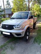 УАЗ Карго. Продается грузовая - бортовая, 2 700куб. см., 1 000кг., 4x4