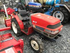 Yanmar. Продам японский трактор F7, 17,00л.с.