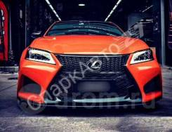 Бампер Lexus GS350 GS250,12-15г в стиле F-sport 2018