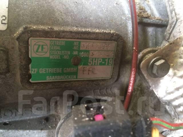 АКПП audi A4 B5 5HP19 FAL 1.8T