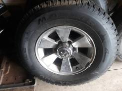 """Колеса Pajero Sport. x16"""" 6x139.70 ЦО 110,0мм."""