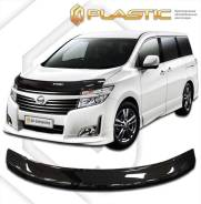 Дефлектор капота. Nissan Elgrand, PE52, PNE52, TE52, TNE52 QR25DE, VQ35DE