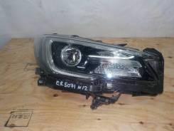 Фара правая Subaru Outback BS рестайлинг LED 84002AL180
