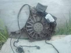 Вентилятор охлаждения радиатора. Audi A4, 8E5, 8EC, 8H7, 8HE AKE, AYM, BAU, BCZ, BDG, BDH, BFC