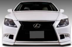 Бампер передний (S Line) . Lexus Ls460 (XF40) 2006 - 2012.