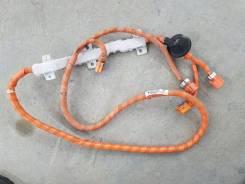 Коса (проводка) высоковольтной батареи на Nissan Leaf ZE0 c распила