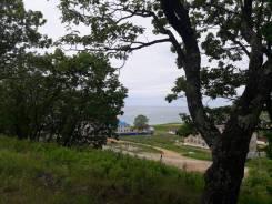 Продам участок с видом на море в п. Южно-Морской. 1 174кв.м., собственность. Фото участка