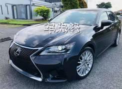 Бампер передний (Дизайн GSF) Lexus GS (L10) 2012 - 2015