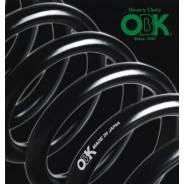 Пружина ходовой части OBK (C4B15101) C4B15101