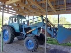 МТЗ 82. Продам трактор !