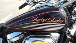 Honda Shadow 750. 750куб. см., исправен, птс, с пробегом