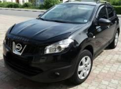 Nissan Qashqai. ПТС 2011 2л Бензин 4WD Акпп чёрный