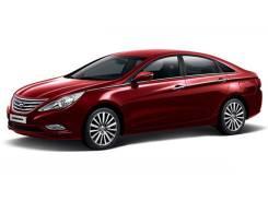Hyundai Sonata. ПТС 2л Бензин АКПП темно-вишневый