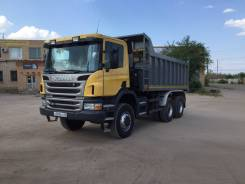 Scania. 6x6 2012 года, 12 000куб. см., 26 000кг., 6x6