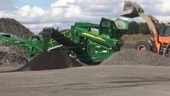 Услуги по сортировки угля