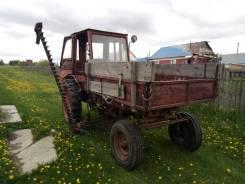 ХТЗ Т-16. Трактор Т-16 (с сенокосилкой), 16 л.с.