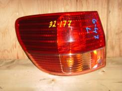 Стоп-сигнал. Toyota Vista, AZV50, AZV55, SV50, SV55, ZZV50 Toyota Vista Ardeo, AZV50, AZV55, SV50, SV55, ZZV50, AZV50G, AZV55G, SV50G, SV55G, ZZV50G Д...