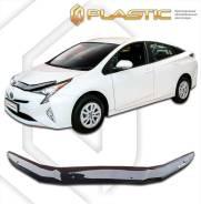 Дефлектор капота. Toyota Prius, NHW20, ZVW50, ZVW50L 1NZFXE. Под заказ