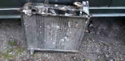 Радиатор охлаждения двигателя. Москвич 2138