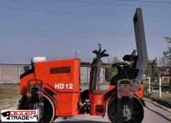 Hamm. Каток HD 12 VV, 2007г. в., 1 500куб. см.