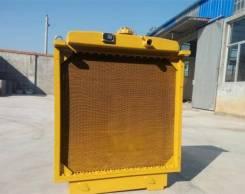 Радиатор охлаждения двигателя. Shantui