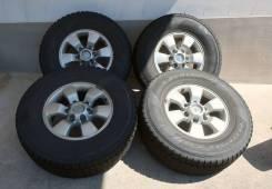 """Продам оригинал колёса SURF/Prado/ на отличной зимней резине. 7.0x16"""" ET30 ЦО 108,0мм."""
