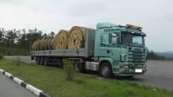Scania. Продается грузовик V8 сцепка Шведка, 16 000куб. см., 30 000кг., 6x4