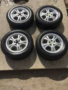 """Летние колеса 195/65 R15 Bridgestone Turanza T001 Japan на дисках. 6.5x15"""" 5x100.00 ET45"""