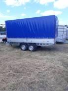 Rydwan Euro B. Прицеп -лафета для перевозки грузов или авто, 2 100кг.