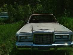 Lincoln Town Car. 630360, 630360