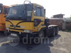 Nissan Diesel. Продам тягача в Иркутске, 26 500куб. см., 25 000кг., 6x4