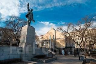 Продам Эксклюзив 2-а здания+ уч-к в центре Владивостока на 1-й Морской. Улица Морская 1-я 1, р-н Центр, 1 051,0кв.м. Дом снаружи