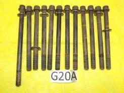 Болт головки блока цилиндров. Honda: Rafaga, Ascot, Saber, Inspire, Vigor, Accord Inspire Acura TL G20A, G25A, G25A2, G25A3, G25A5