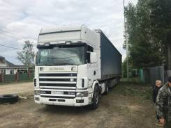 Scania. Тягач 164L 580, 15 607куб. см., 18 000кг., 4x2
