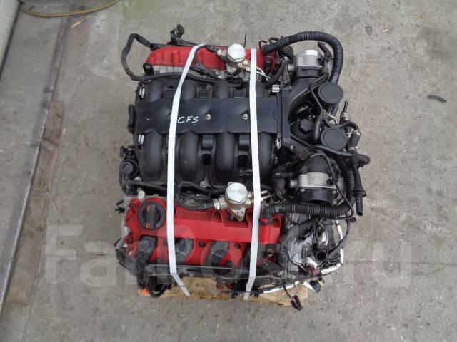 Двигатель CFS 4.2 Audi RS5 с навесным