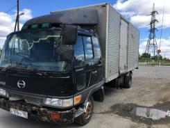 Hino Ranger. Продается грузовик Хино Ранджер, 8 000куб. см., 5 000кг., 4x2