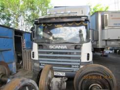 Scania P114. Продам тягач скания., 10 638куб. см., 25 000кг.