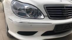 AMG Бампера W220 Mercedes Benz