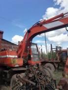 Kobelco SK100. Экскаватор колёсный Kobelco SK 100, 0,40куб. м.
