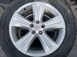 "Комплект зимних колес 245/55R19 Toyota Highlander. 7.5x19"" 5x114.30 ET35 ЦО 60,1мм."