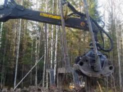 Eco Log. В Костроме! Форвардер Ecolog 564 C.