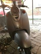 Yamaha Vino. 49куб. см., исправен, птс, без пробега