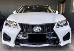 Бампер Lexus GS 250/GS 300h/GS 350/GS450h 2011-2015 Стиль GS F 2016